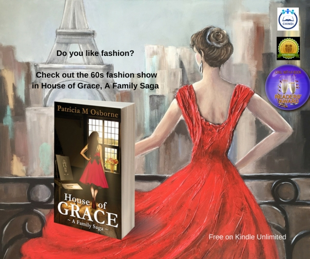 Check out the sixities fashion show in House of Grace (2)