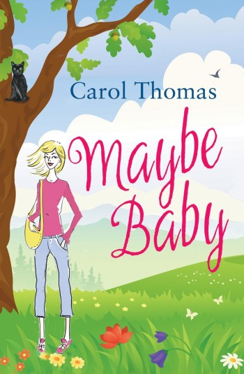 MaybeBaby book cover