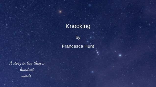 Knocking Francesca Hunt (1)