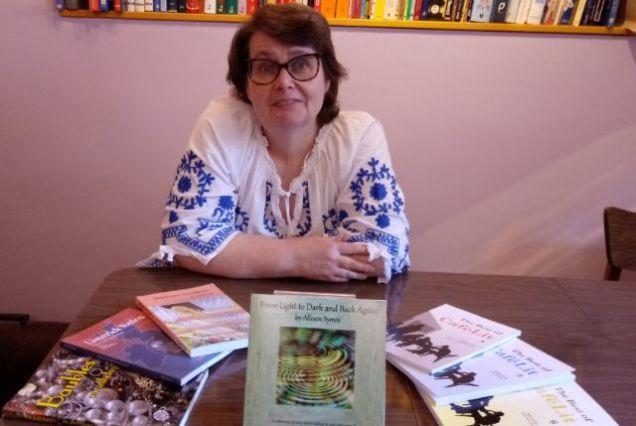 Allison Symes and published works (002)