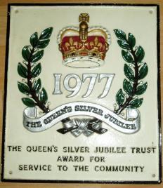 10 silver jubilee plaque (3) (002)