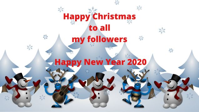 Happy Christmas tfollowers c 0 (2)