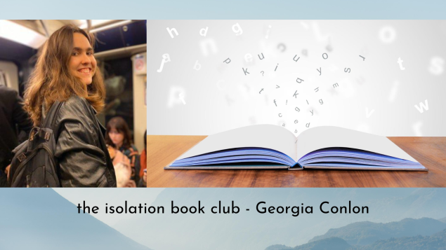 the isolation book club - Georgia Conlon